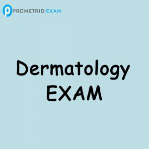 DermatologyPrometric Exam Questions (MCQs)