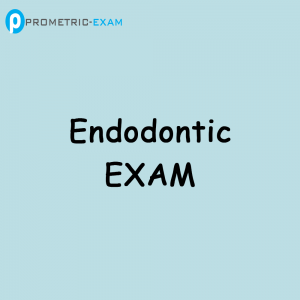 EndodonticPrometric Exam Questions (MCQs)